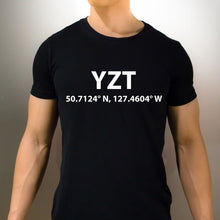 YZT Port Hardy British Columbia T-Shirt - Unisex