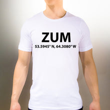 ZUM Churchill Falls T-Shirt - Unisex