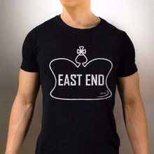 East End T-Shirt Unisex Black Marquee Noir MN Toronto