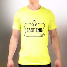 East End T-Shirt Unisex Yellow Marquee Noir MN Toronto
