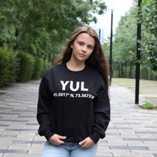 YUL Montreal Sweater - Unisex