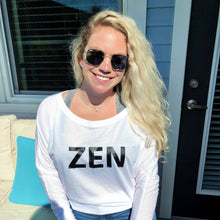 Fitness Inspired Zen Top Ladies Marquee Noir MN