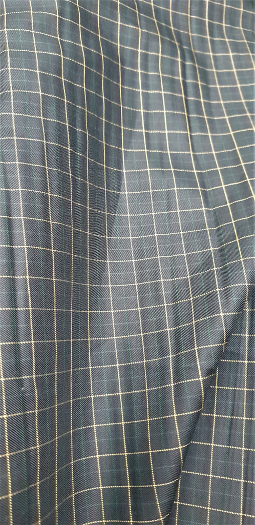%100 COTTON SUPER 120 SHIRT DRESS FABRIC 150 cm wide