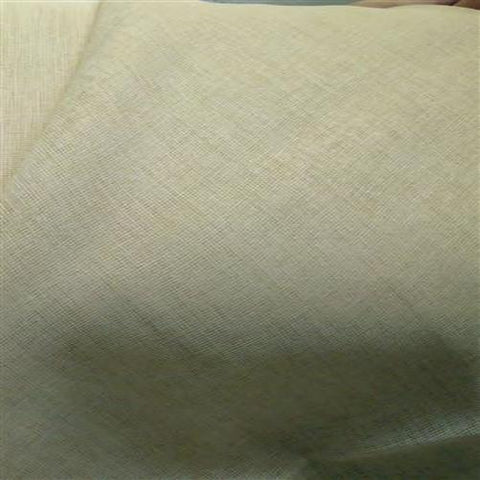 WASHABLE LINEN NET BEIGE  FABRIC 310CM WIDE