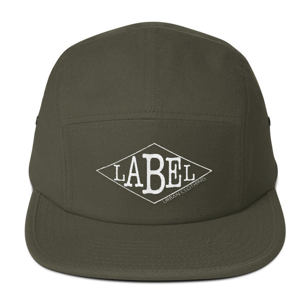 Five Panel - Olive Green