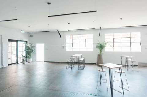 8 Cool Melbourne Industrial Warehouse Spaces For Corporate Events