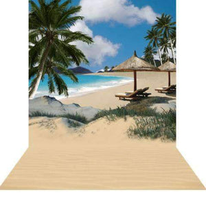 Arch Hire - 3D Photo Background & Stand Bali Phuket Fiji Holiday Beach Scene Australian Hire