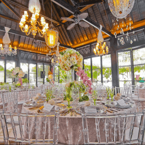 Furniture Hire - Chair Clear Tiffany Chiavari Venue Guest Seating Melbourne Hire