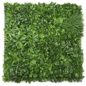 Props & Details - Foliage Wall 200cm X 200cm DIY Faux Greenery Background Wall Sheets