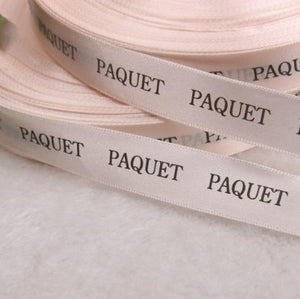 Props & Details - Gift Ribbon 100m Satin Polyester Corporate Logo