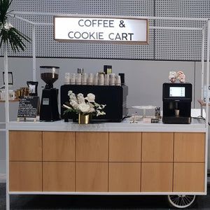 Props Hire - Food Printing Logo Coffee Cookies Melbourne Hire