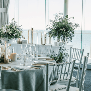 Chair Tiffany Chiavari White Seating Melbourne Hire
