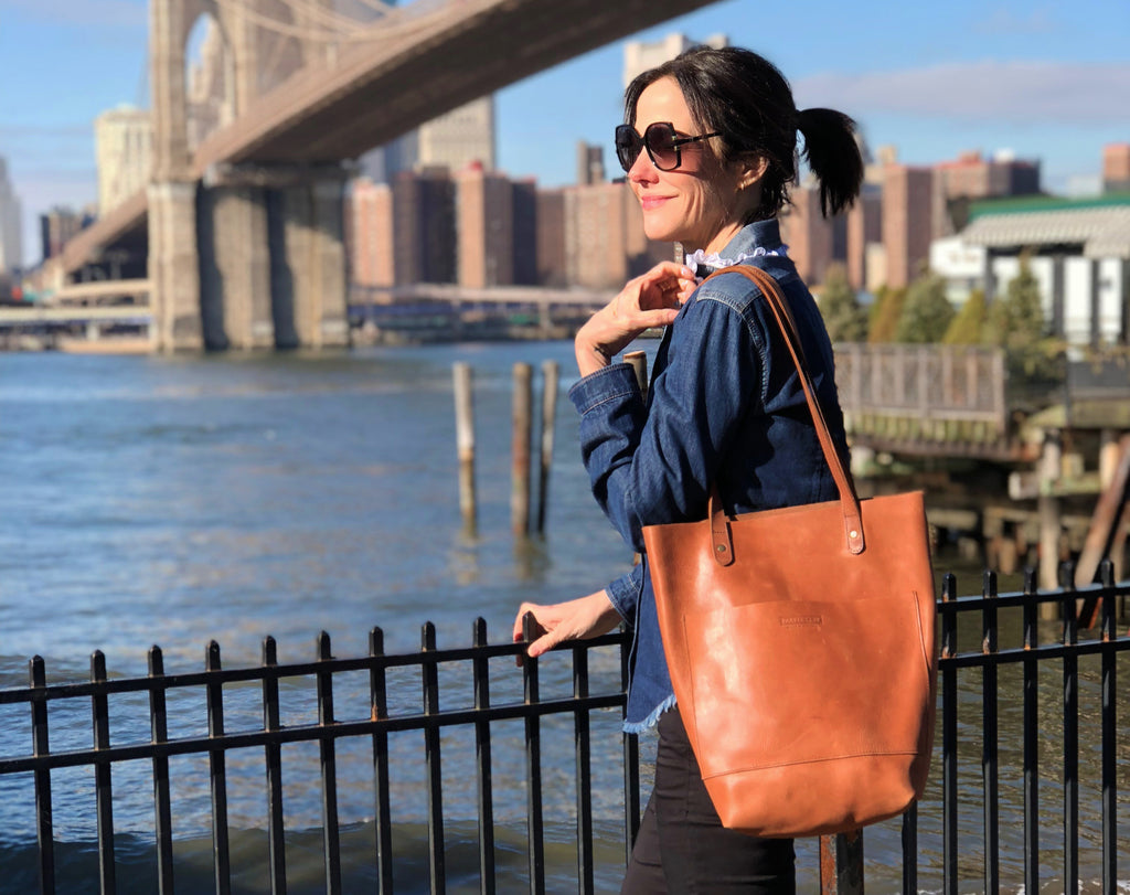 INTRODUCING // The Caroline Tote
