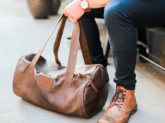 Bon Voyage from Parker Clay - Our Favorite Leather Travel Bags