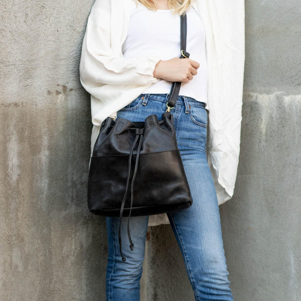 Emma Bucket Bag