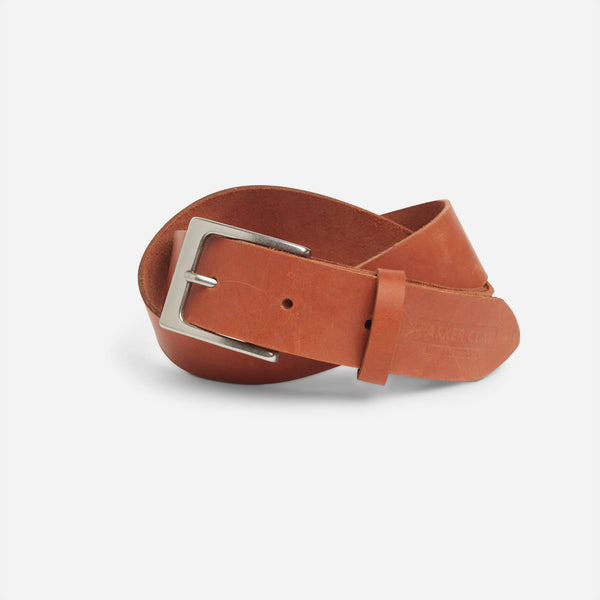 Mekonnen Leather Belt