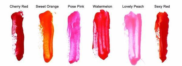 *Peel-off Lipstick