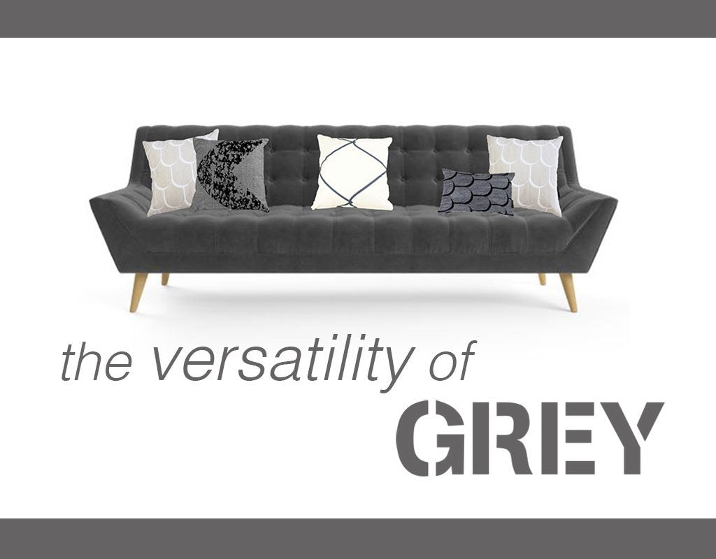 THE HUMBLE GREY SOFA