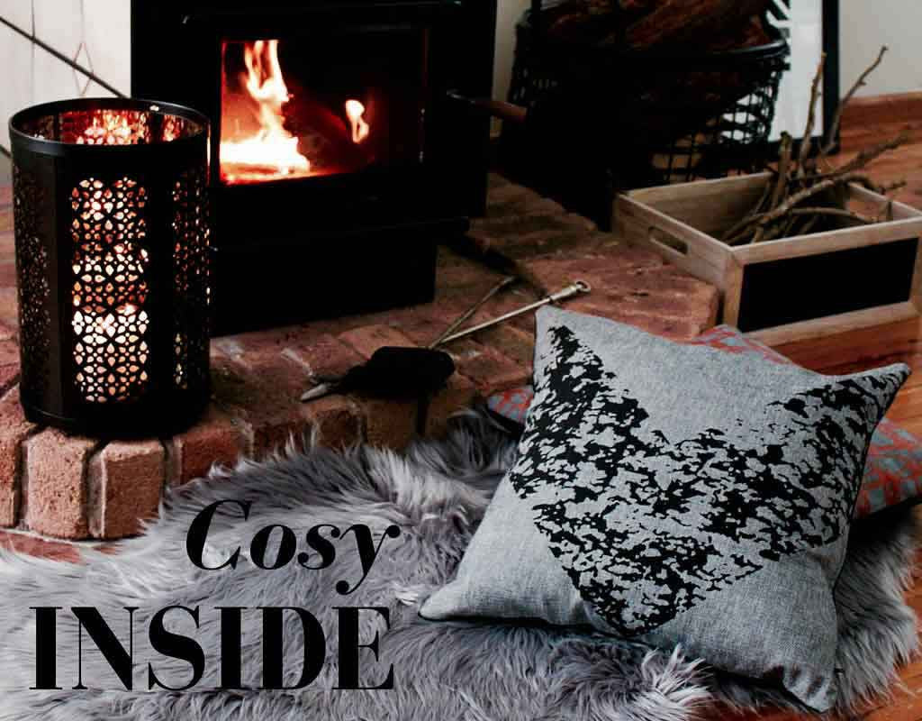 5 SIMPLE WAYS TO GET COSY