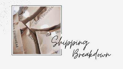 Shipping Breakdown
