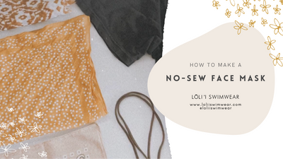 How To Make A No-Sew Face Mask