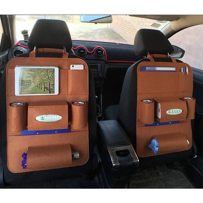 Ultimate Seat Back Car Organizer – My Gear Place