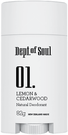 Lemon & Cedarwood Deodorant Stick