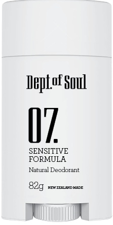 Sensitive Formula Deodorant Stick