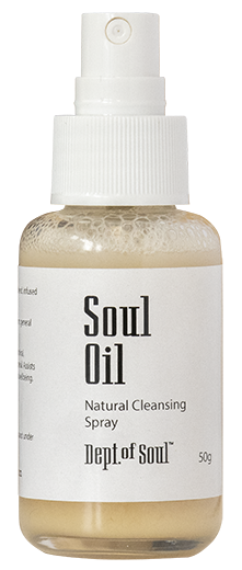 Natural Cleansing Spray (Soul Oil)