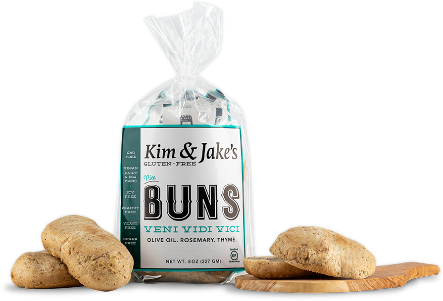 Kim and Jake's - Herb Buns
