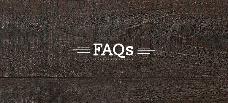 Kim and Jake's - FAQs - Frequently Asked Questions