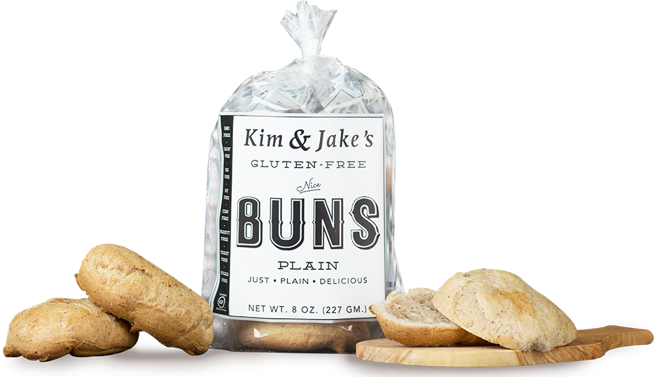 Kim and Jake's - Just Plain Delicious Buns