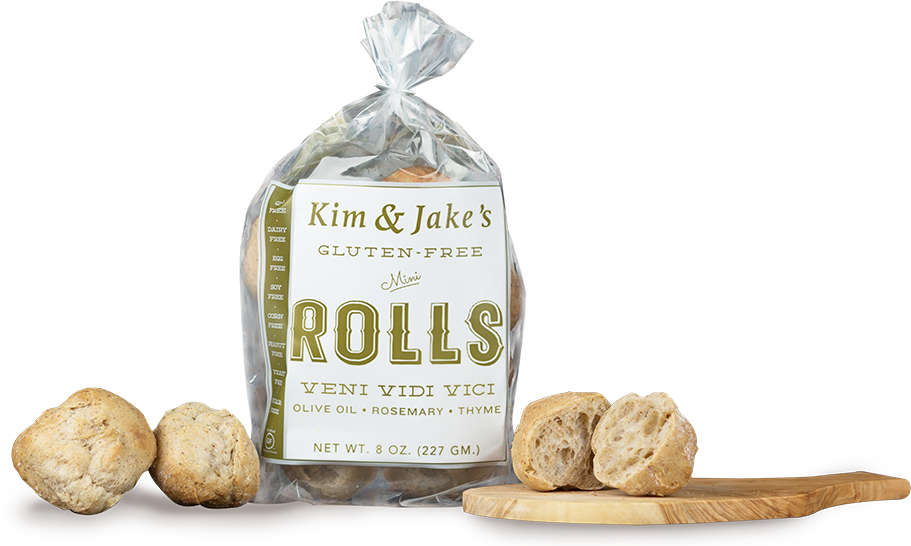 Kim and Jake's - Herb Rolls
