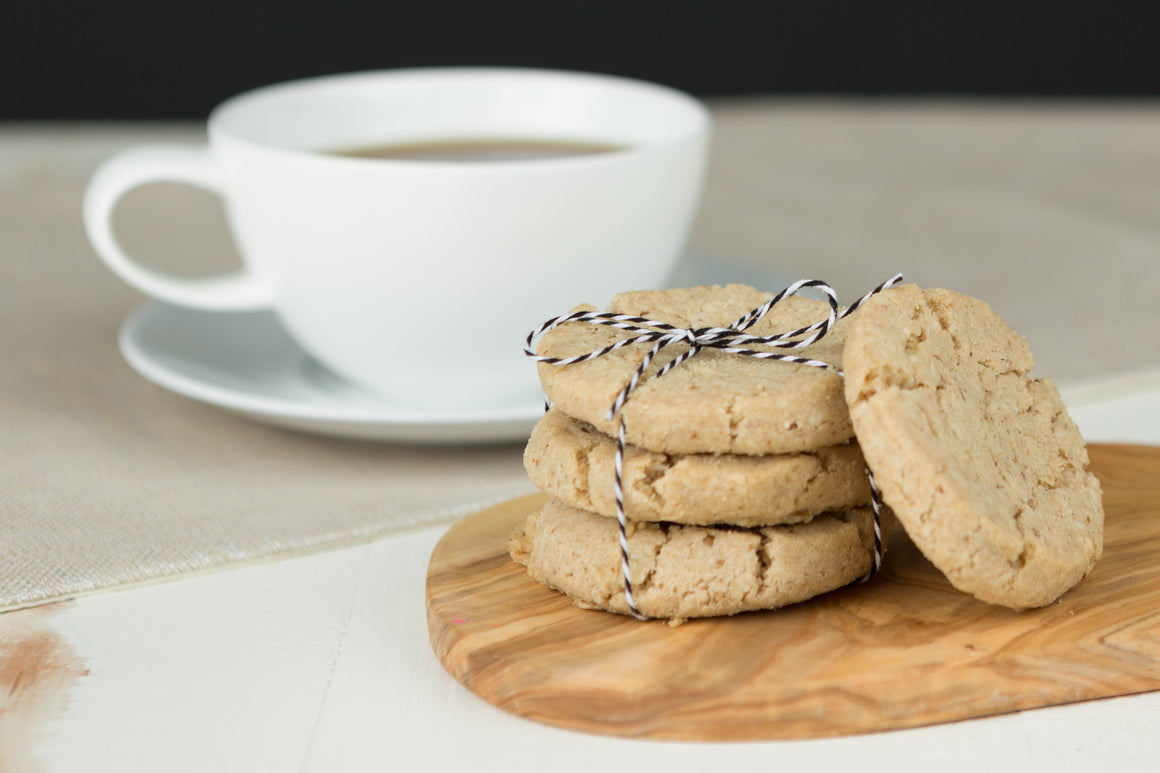 Vegan Italian Cream Cookies