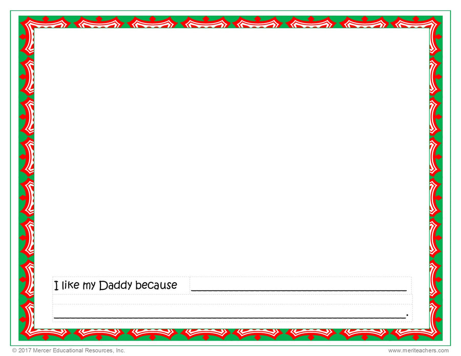 a meri kids expression book merry christmas daddy - Merry Christmas Daddy