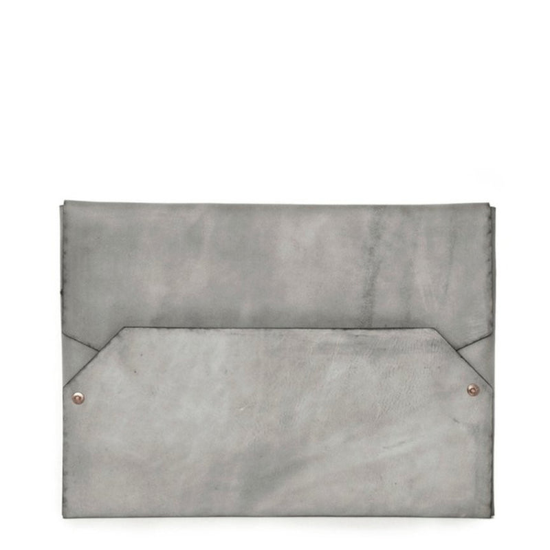 envelope laptop case | 13 inch | grey