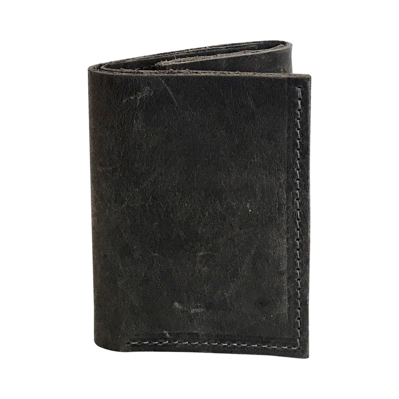 bp tri-fold wallet | grey