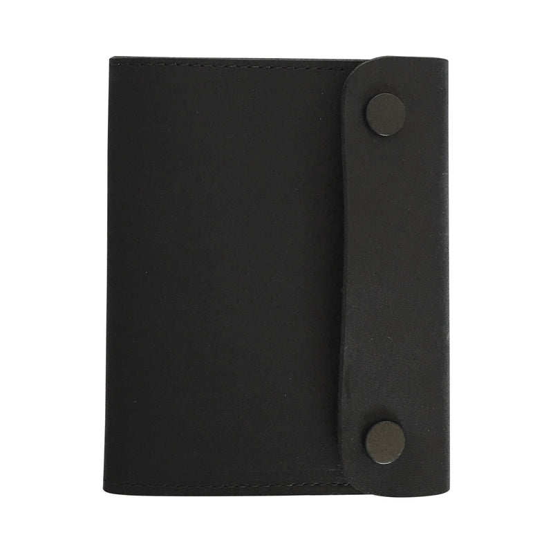 passport cover | black