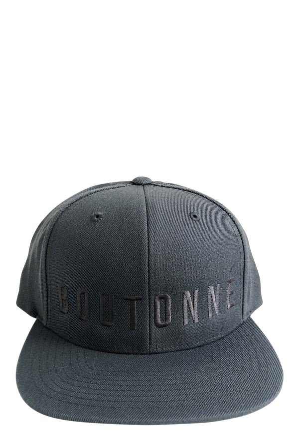 six panel cap | grey