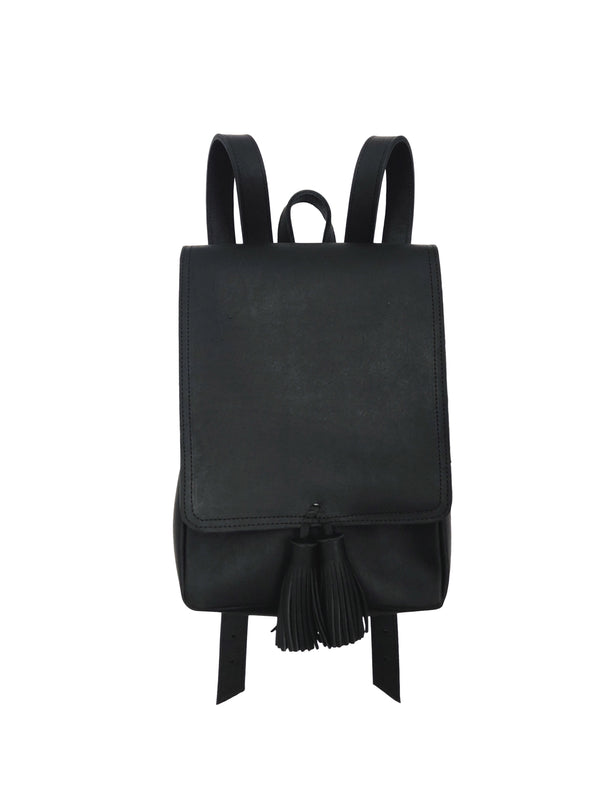 mini backpack | black