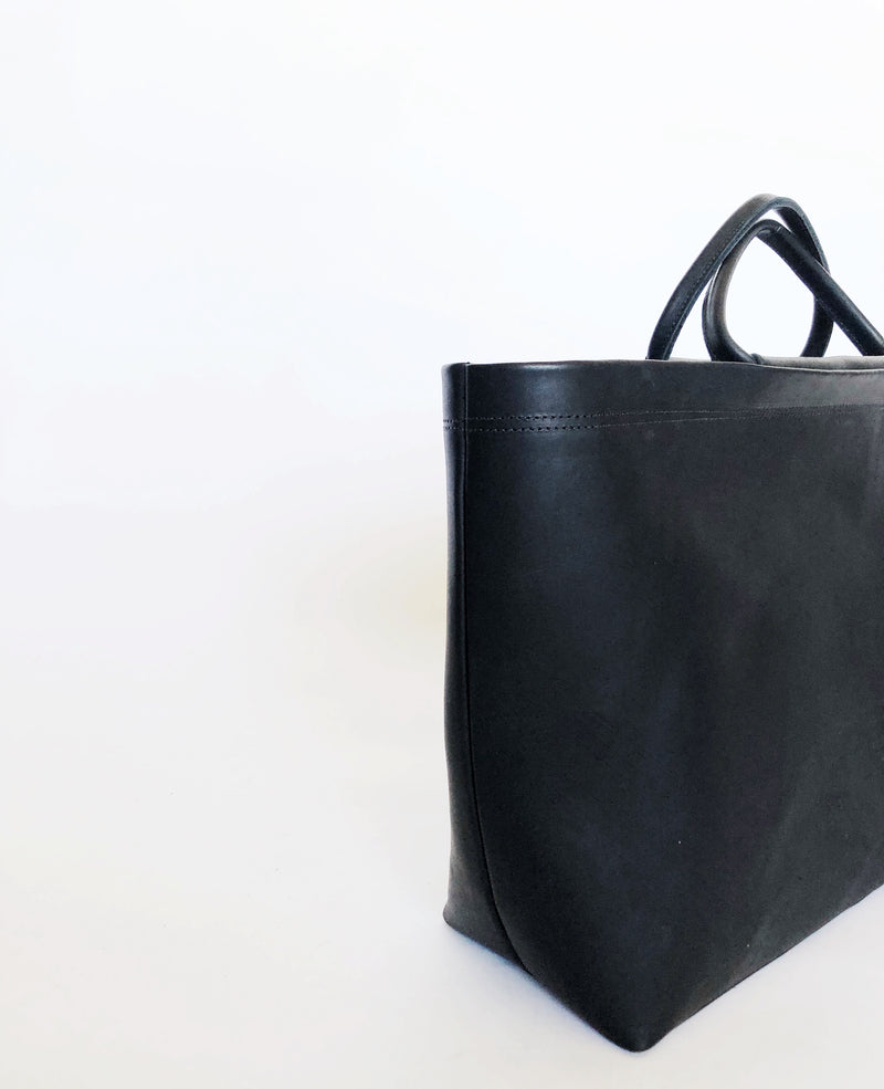 work tote | black