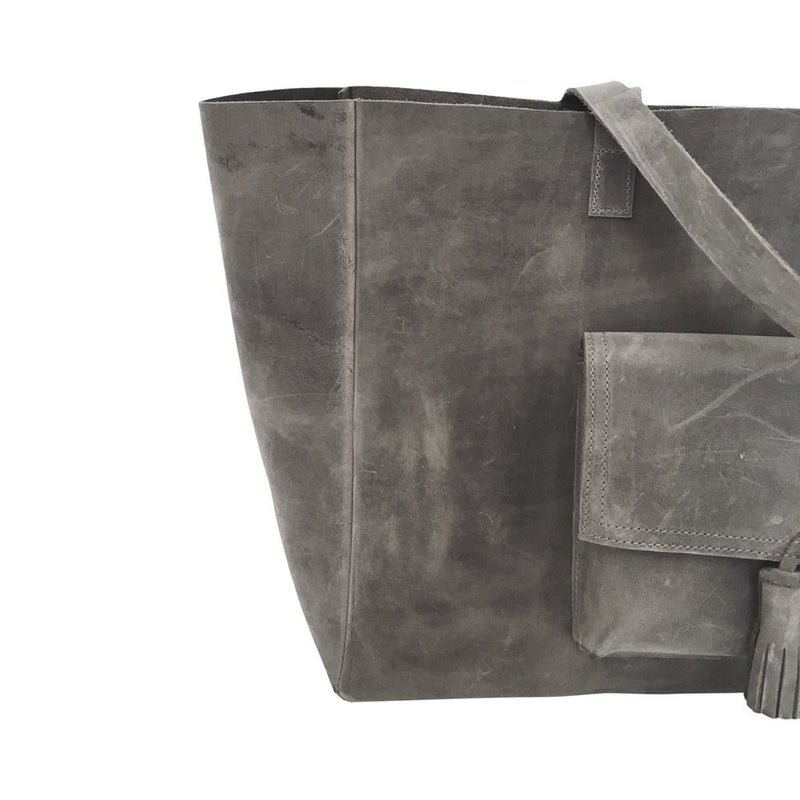 margaret carry all tote | grey