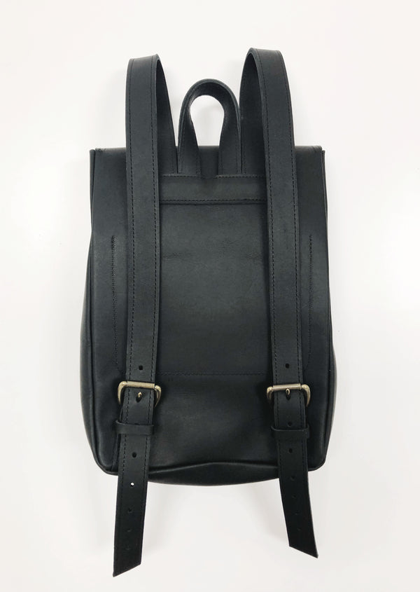 rylee + cru mini backpack | black