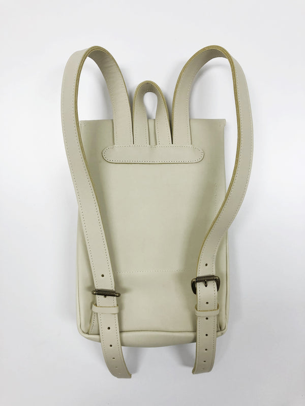 mini backpack | beige