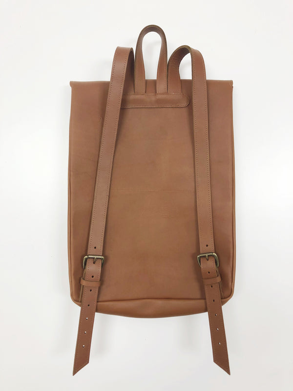 mommy diaper bag | cognac