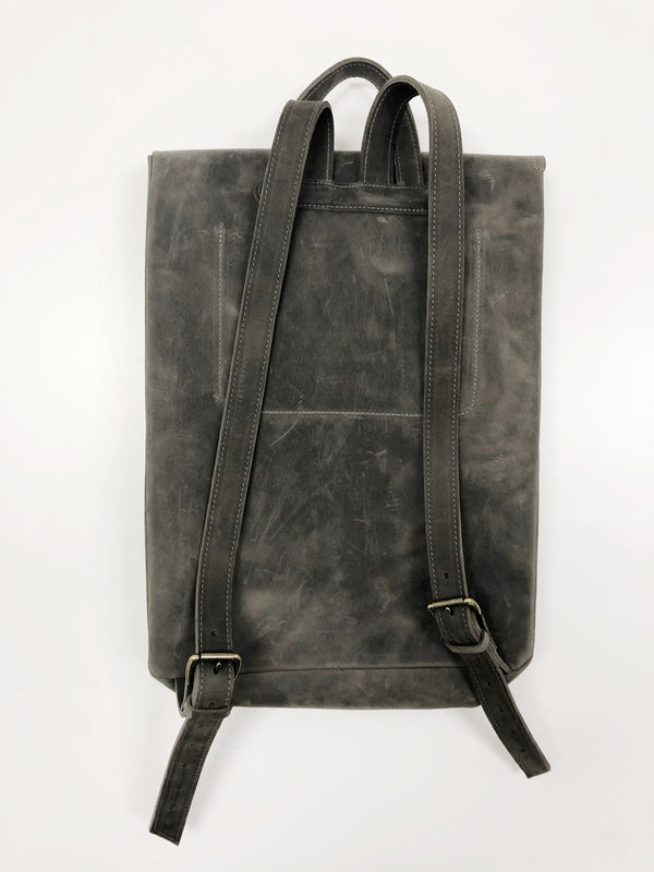 mommy diaper bag | grey