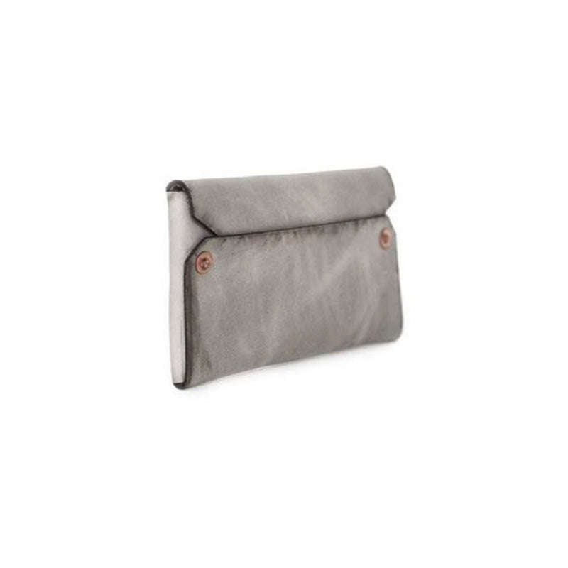 grande envelope wallet | grey