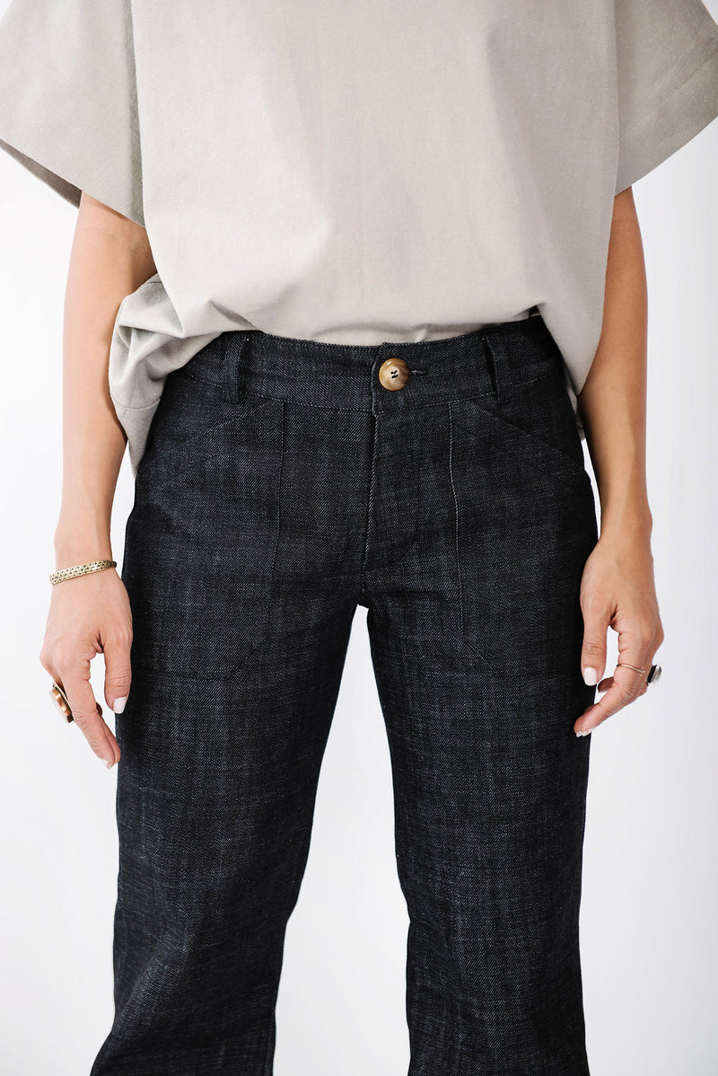 james denim pant | indigo