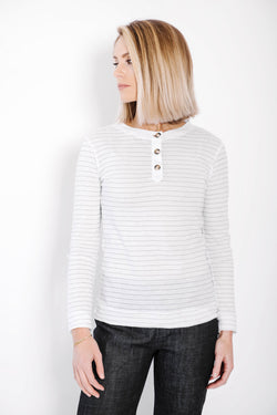 james pull over | stripe