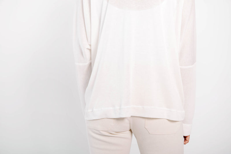 james sweater | cream